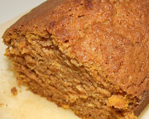 Pumpkin Spice Bread 164