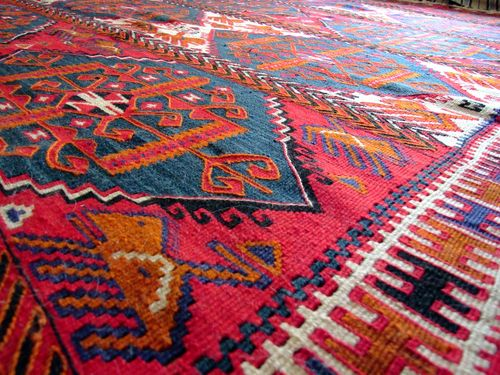 How I Keep My Cats Happy And My Kilims Safe Turkish Muse