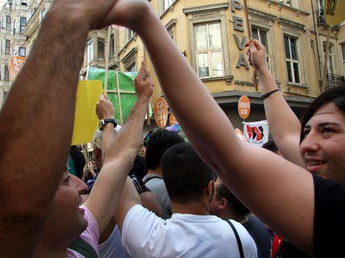 Istanbul Pride Fest 2010 3