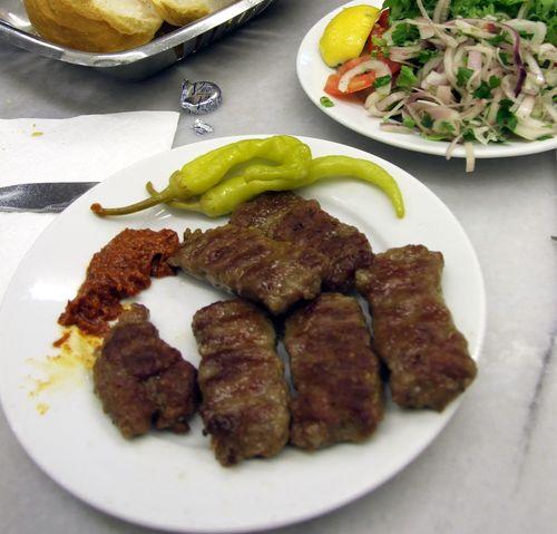 كفتة سلطان أحمد أقدم مطاعم