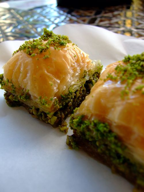 Turkish Baklava 2