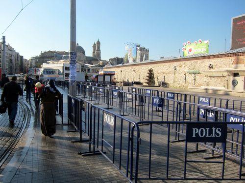 Taksim Square 1
