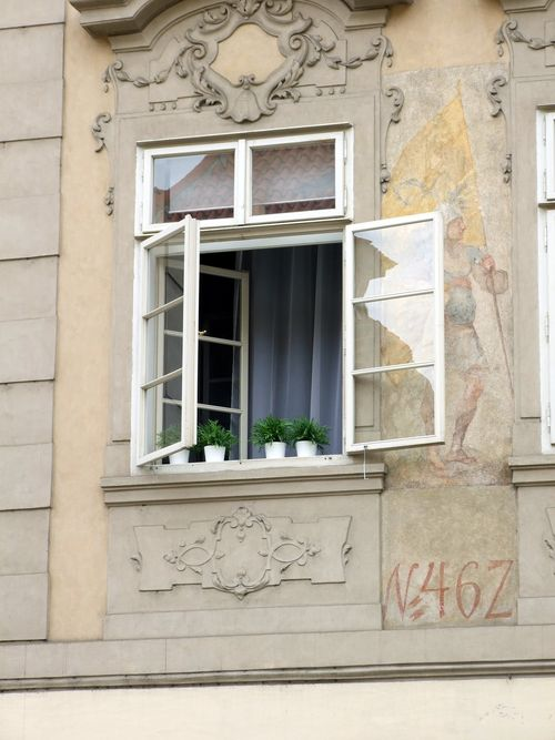 Prague Open Window