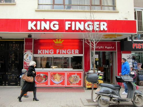 King Finger