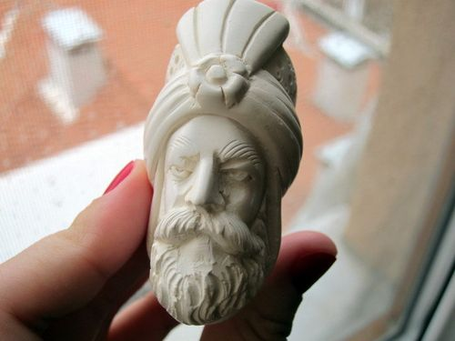 Meerschaum Pipe from Eskisehir