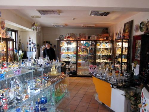 Glass Shop in Eskisehir