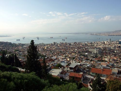 View of Izmir