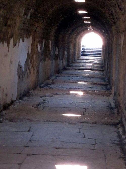 Asclepion at Bergama, Turkey