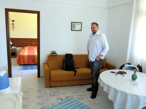 Sundial Otel Room