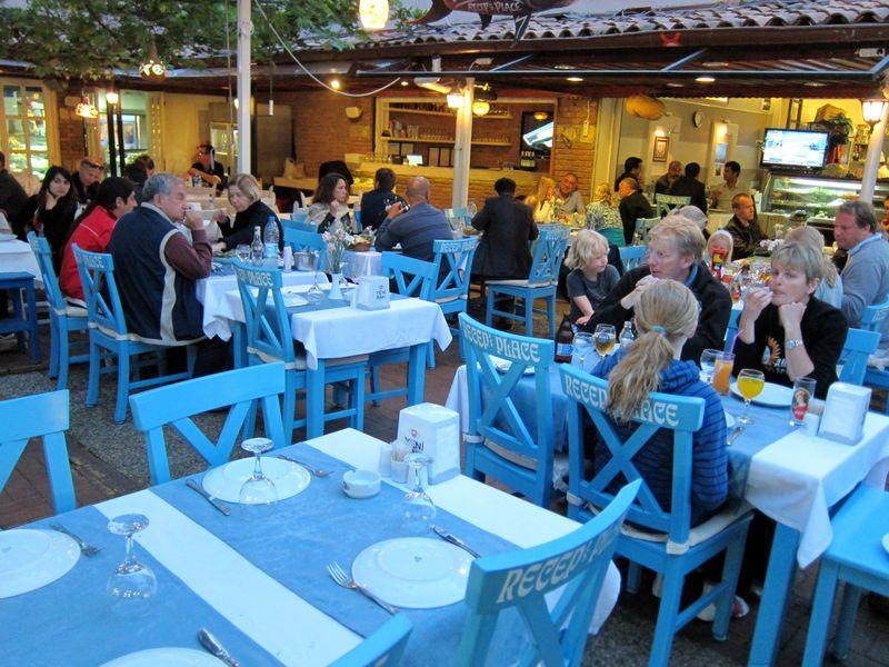 Fethiye Fish Market Restaurant