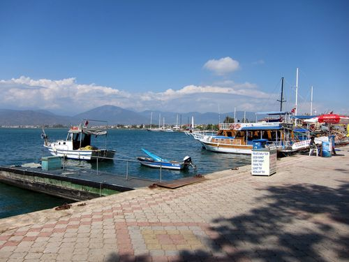 Fethiye Harbour 2