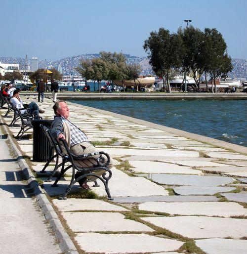 Sunday on the Aegean 7