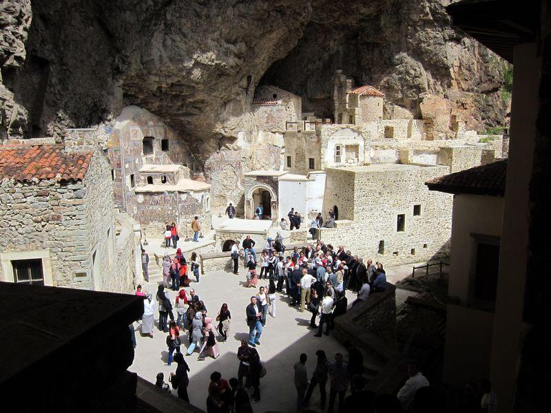 Trabzon Sumela Monastery 5