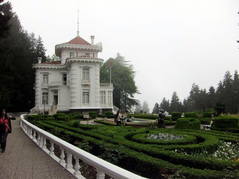 Trabzon Ataturk Pavilion
