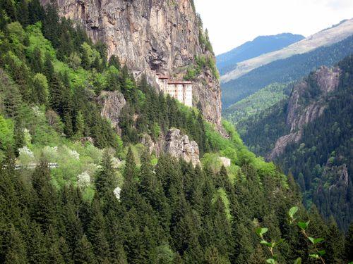 Trabzon Sumela Monastery 1