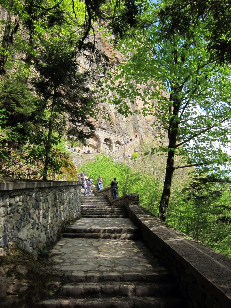 Trabzon Sumela Monastery 4
