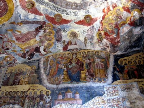 Trabzon Sumela Monastery 8